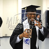 5/20/2017 Mike Orazzi   Staff<br /> Kwency Crittenden while at CCSU's graduation Saturday morning at the XL Center in Hartford.