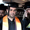 5/25/2017 Mike Orazzi | Staff<br /> Tunxis Community College graduate Logan Klein at the Forty-sixth Commencement Thursday evening in Farmington.