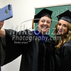 5/25/2017 Mike Orazzi | Staff<br /> Tunxis Community College graduate Dr. Colleen Richard and her student Amber Lewis at the Forty-sixth Commencement Thursday evening in Farmington.
