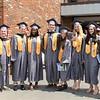 St. John Vianney Early College HS graduates