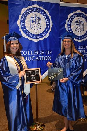 Graduation Fall 2015 - December - Morning