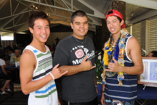 Kapena's Grad Party