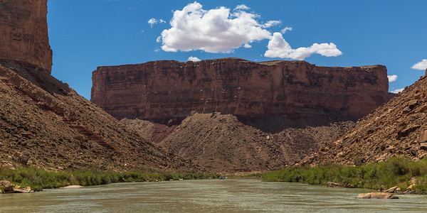 GRAND CANYON NATIONAL PARK, AZ - August 17, 2017:  National Ability Center Grand Canyon trip with Western River Expeditions (Photo by Don Cook)
