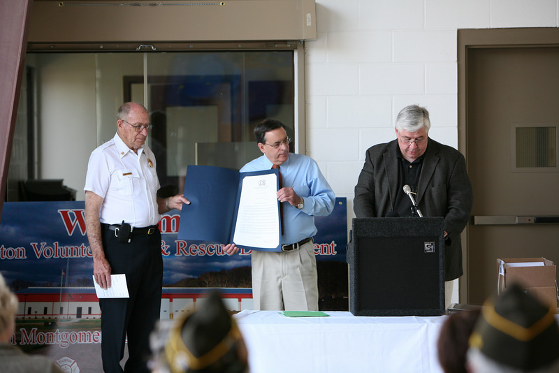 Elliston Volunteer Fire Department Grand Opening