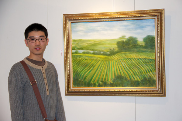 Grand Opening & Artist Reception of Mr. Liao's Solo Exhibition