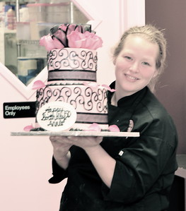 Grand Opening Cakes and Candies by Maryellen