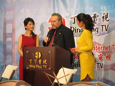 Grand Opening Party of DingDingTV on 12/11/2011