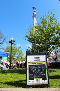 Easton Farmers' Market - Grand Opening, Saturday 5/3/2014