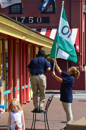 Annapolis Market House Openings
