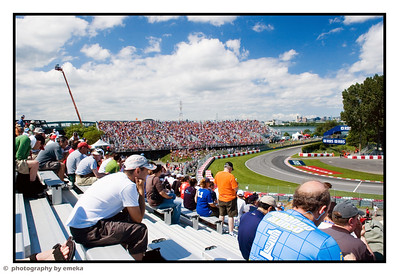 Grand Prix Du Canada (2007) - Event Weekend