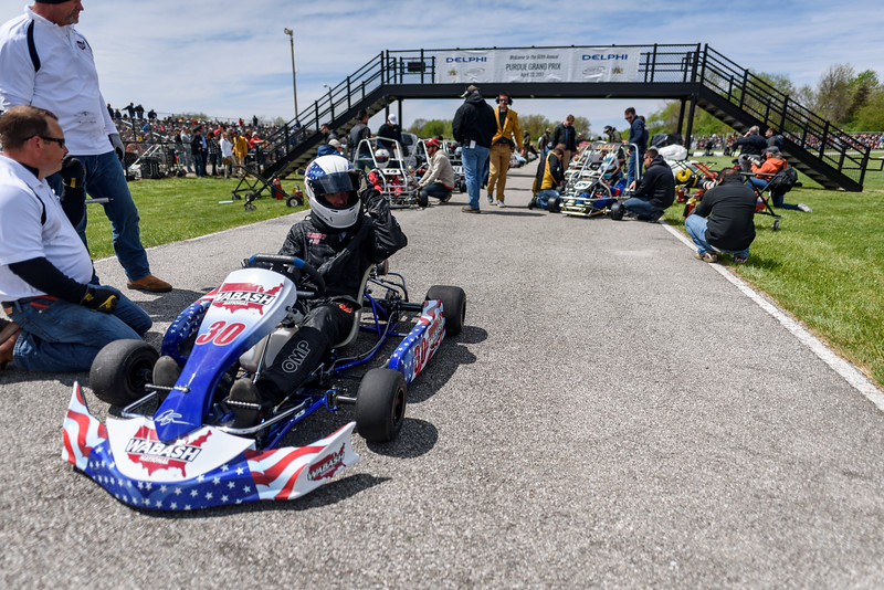 4/22/17 Purdue Grand Prix, Grand Marshal