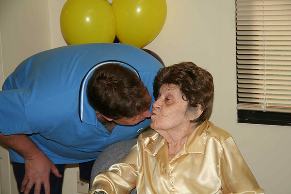 Grandma's 90th Birthday