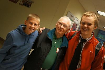 Grandparent Day 2012