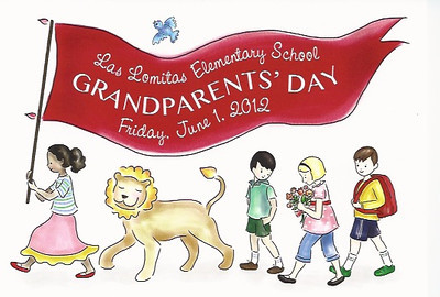Grandparent's Day 6/1/2012