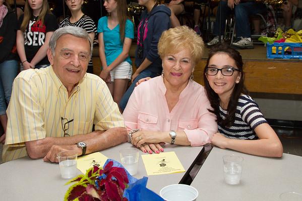 Grandparents Luncheon - June 11, 2015