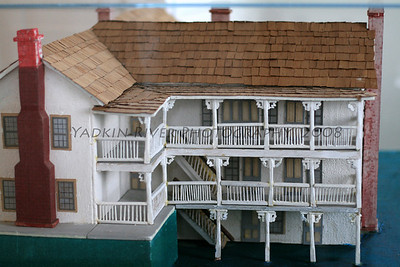 Grant Burrus Hotel, Rockford North Carolina, park Model