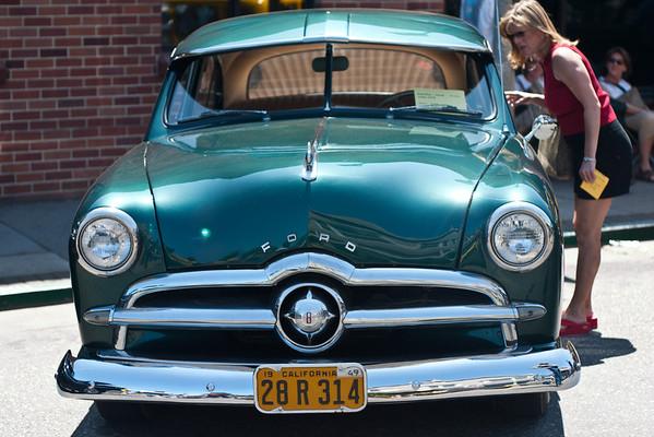 Grass Valley Car Show