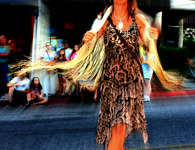 Grass Valley Thursday Night Market ~ July 3, 2014