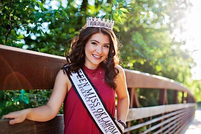 Graysen Boyer Miss Teen Oklahoma