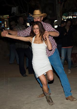 Lisa & Wyatt country dance Greasewood 9158