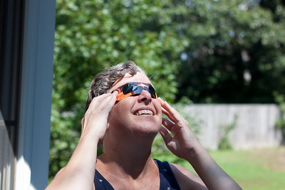 How I Looked at the Eclipse