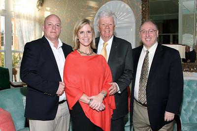 IMG_4526  Jim, Missy and Dick Robinson and Charlie Shapiro