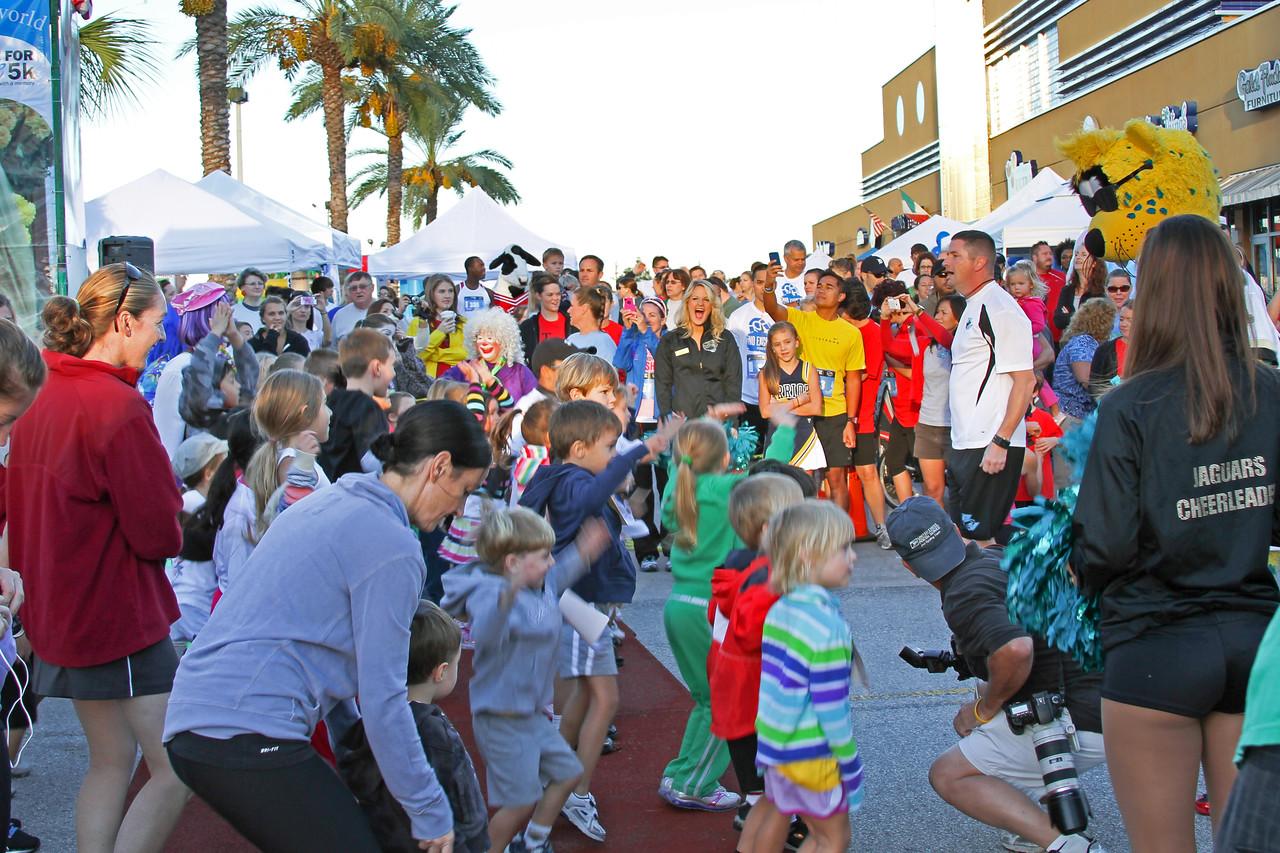 2011 Race For Fetal Hope 5K in Atlantic Beach, Florida.   Photo: Hannash Avera