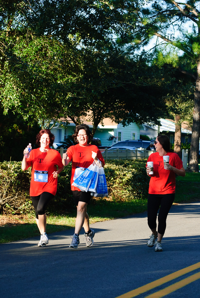 2011 Race For Fetal Hope 5K in Atlantic Beach, Florida.     Photo: Lori Lee