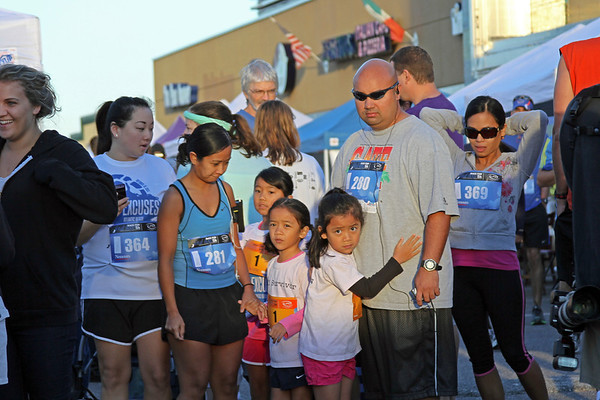 2011 Race For Fetal Hope 5K in Atlantic Beach, Florida.     Photo: Hannash Avera