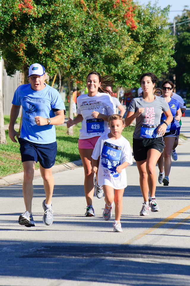 2011 Race For Fetal Hope 5K in Atlantic Beach, Florida.     Photo: Kelly Morrell