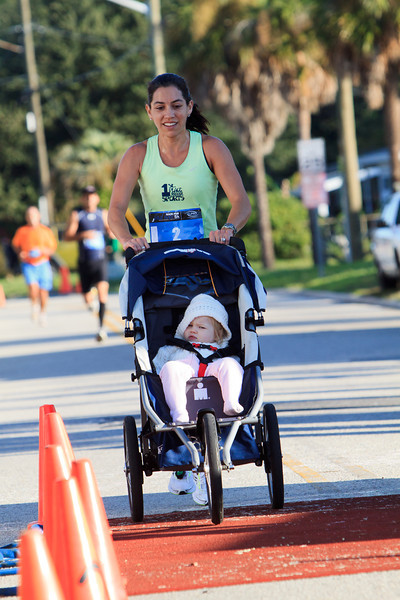 2011 Race For Fetal Hope 5K in Atlantic Beach, Florida.  Photo: James Vernacotola