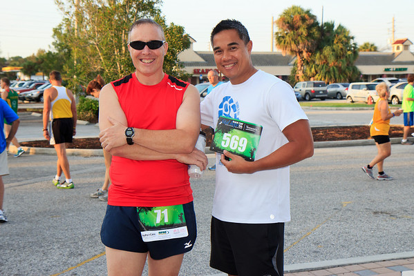 The 2012 Race For Fetal Hope 5K.   Photo: James Vernacotola