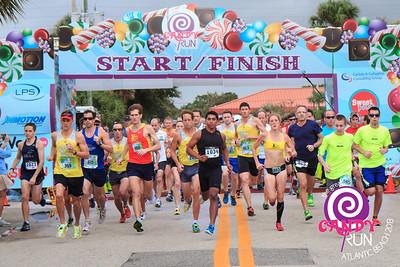 The Great Candy Run 2013, Atlantic Beach, Florida.  Photograph: James Vernacotola -