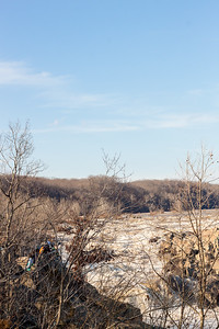View of Great Falls From Another Lookout Point