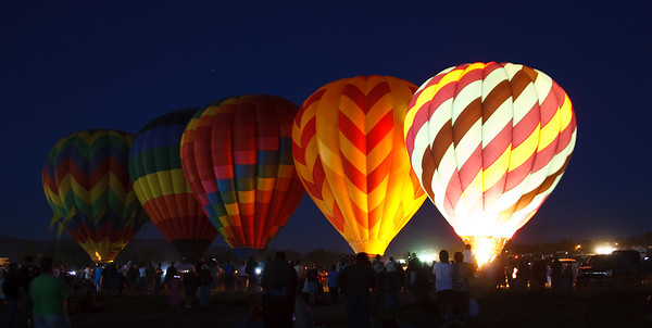 Dawn Patrol, Reno Balloon Races, Sat 9/6/08