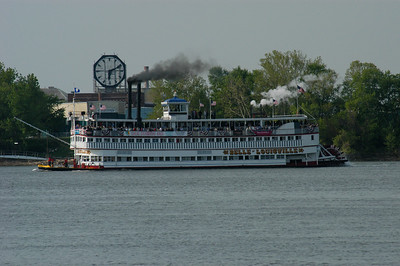 The Belle of Louisville returns first, after an early turn-around