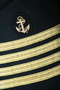 Captain's stripes