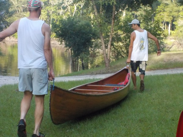 Canoe - First Place - Eric Rodriguez and friend - $50