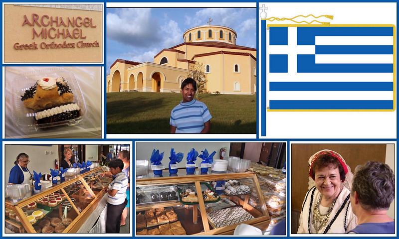 Greek Festival. October 26, 2012.