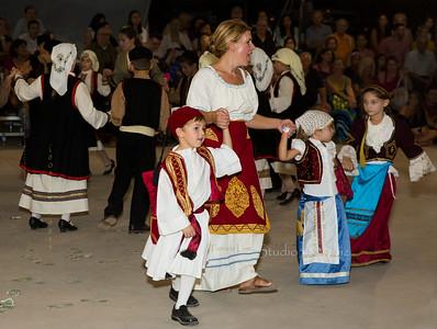 Greek dancers_money on floor6297