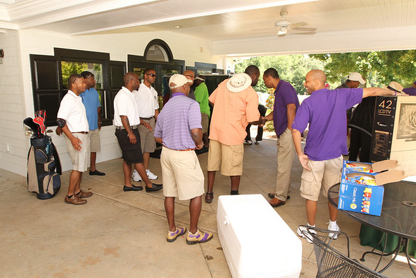 BLL 2012 Golf Tournament