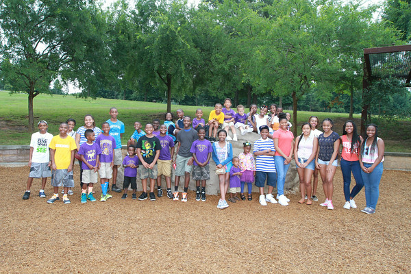 BLL  Chapter of Omega Psi Phi Family Picnic 7-20-2014