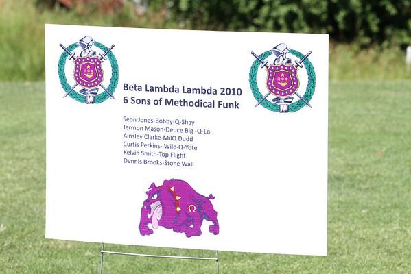 BLL Golf Tournament Sponsors 2012