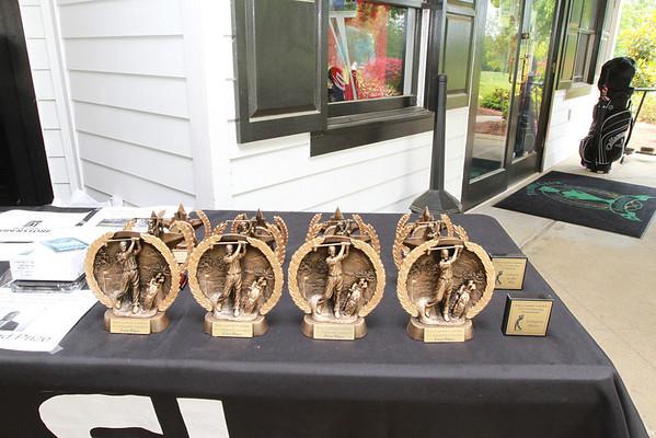 BLL Golf Tournament Prize Winners 5-18-2013
