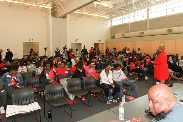 Gwinnett Co Alumni  Chapter of Delta Sigma Theta Empowerment Symposium 4-25-2015