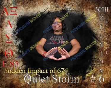 """""""Sudden Impact"""" Alpha Xi 30th Anniversary of Delta Sigma Theta 10-30-2015"""