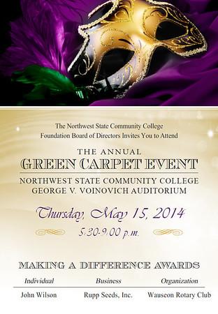 2014 Green Carpet Event