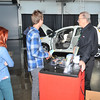 Photos from Green Drive Expo - Bay Area 2012. Sept. 15, 2012. Craneway Pavilion, Richmond, CA.