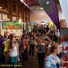 Side aisle center exhibition area. Green Festival 2010, Concourse Exhibition Center, 635 8th St. (at Brannan), San Francisco, California.