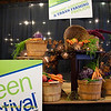 Organic Gardening and Urban Farming Pavilion. Green Festival 2010, Concourse Exhibition Center, 635 8th St. (at Brannan), San Francisco, California.